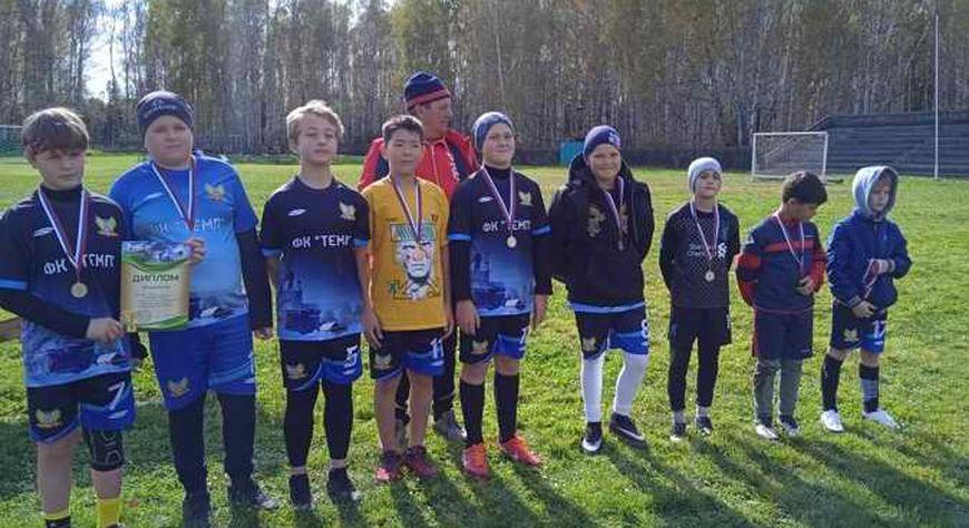 На стадион «Урожай» состоялся турнир по мини-футболу «Закрытие летнего сезона»