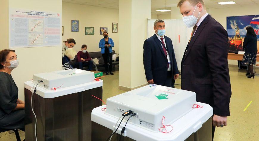 На 18 часов 19 сентября в Красноярском крае проголосовали 780 007 избирателей, явка составила 37,62%