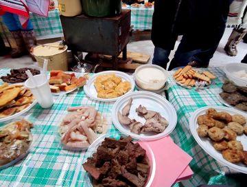 Таймырские сиг и бастурма из оленины поборются за звание лучшего вкуса России