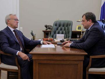 В Красноярском крае назначен новый министр строительства