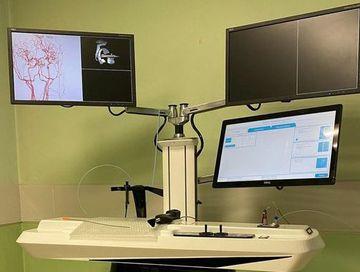Будущие рентген-хирурги будут практиковаться на современном симуляторе