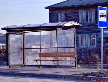 Остановочные павильоны установлены в Новобирилюссах