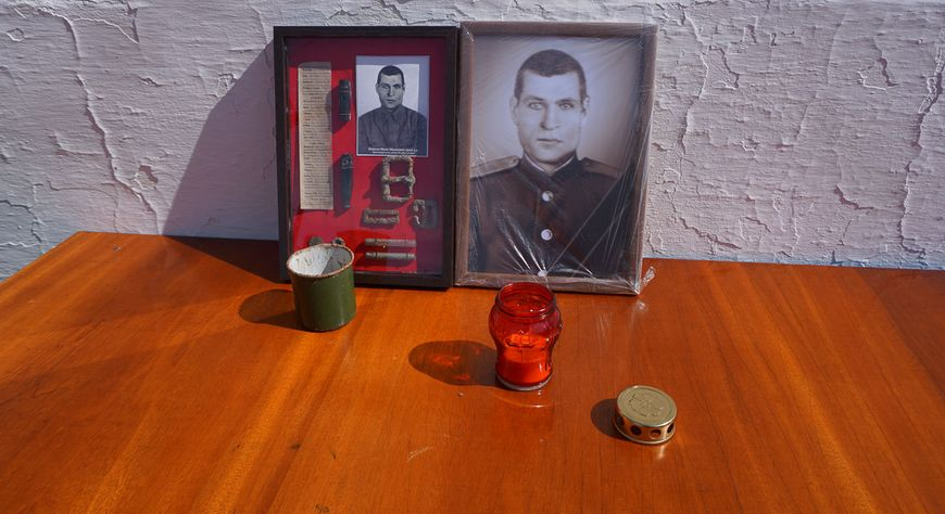 Через десятки лет эхо войны донеслось до сибирской глубинки