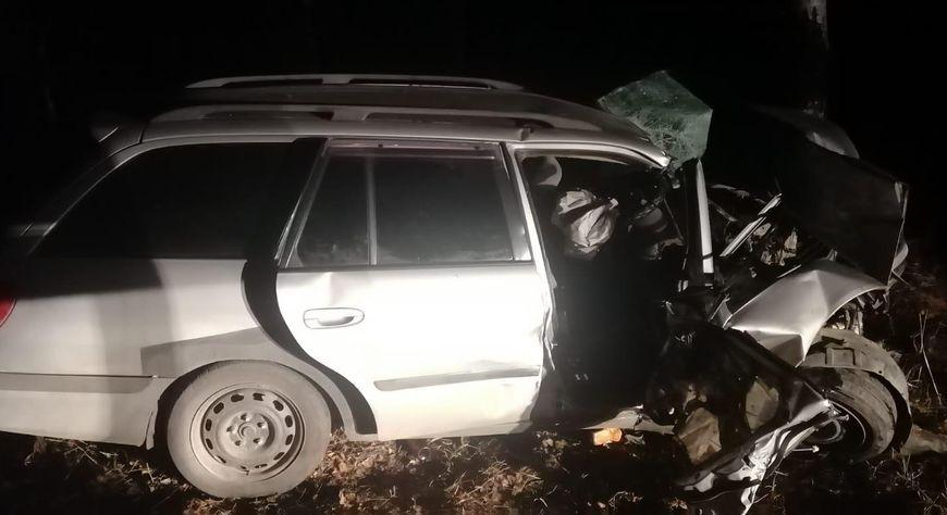 В Енисейском районе произошло смертельное ДТП
