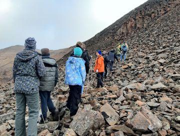 В эту субботу норильчане будут покорять гору Сокол