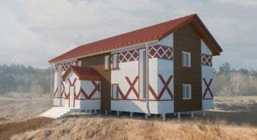 В СФУ разработали жилье для жизни на Крайнем Севере