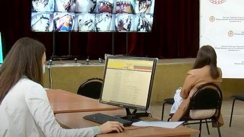 Озвучены первые предварительные итоги голосования на выборах в Госдуму и Законодательное собрание края